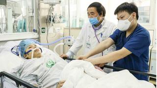 Sản phụ ngừng tim 120 phút được cứu sống diệu kỳ hiện giờ ra sao?