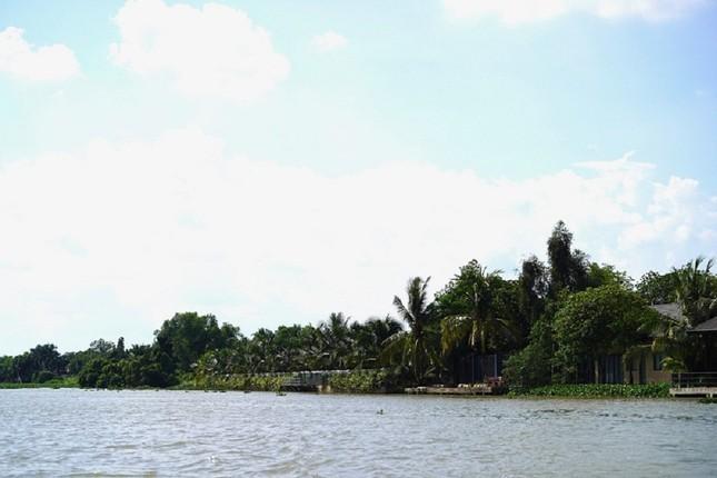 Bến Cát (Bình Dương): Không có chuyện lấp sông xây nhà trái phép