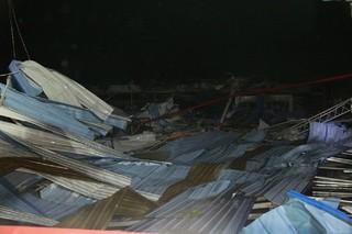 Danh tính 3 người tử vong trong vụ lốc cuốn sập nhà xưởng ở Vĩnh Phúc