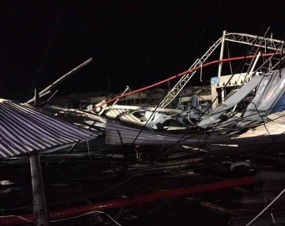 Vụ lốc xoáy cuốn sập nhà xưởng Vĩnh Phúc: Danh tính 3 người tử vong