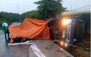 Tin tức tai nạn giao thông ngày 11/6: Xe tải tông nhóm công nhân, 1 người tử vong