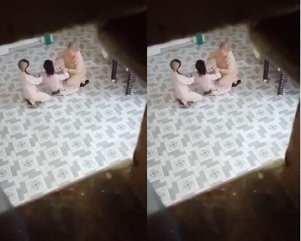 Xác định danh tính trong clip sư cô giật tóc, tát liên tục vào một đứa trẻ