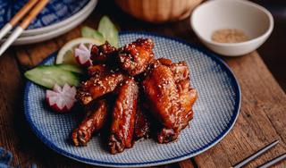 Bí quyết làm món cánh gà om nước tương teriyaki chuẩn vị, ngon hết sảy