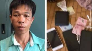 Bắt 'siêu trộm' chuyên đột nhập bệnh viện ăn cắp điện thoại
