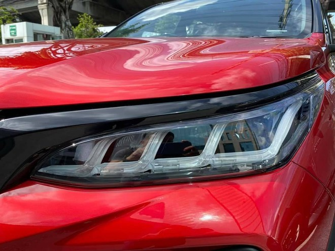 Toyota Fortuner 2021 phiên bản Lengeder có giá 1,3 tỷ có gì đặc biệt?