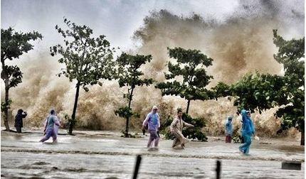 Trọng tâm mùa bão năm 2020 sẽ đổ dồn về khu vực nào Việt Nam?