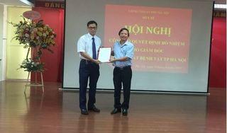 Trung tâm Kiểm soát bệnh tật thành phố Hà Nội có lãnh đạo mới