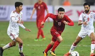 Đội tuyển UAE 'rối như tơ vò' trước trận tái đấu Việt Nam