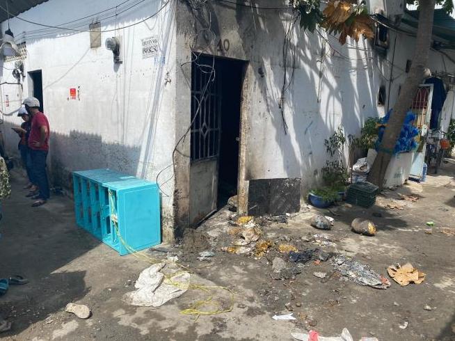 Nhận dạng nghi can phóng hỏa đốt nhà khiến 3 người tử vong ở TPHCM