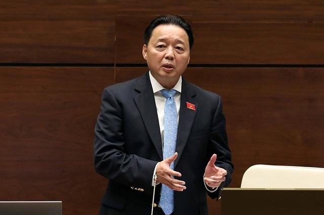 Bộ trưởng Trần Hồng Hà đề xuất thu phí rác thải sinh hoạt theo khối lượng