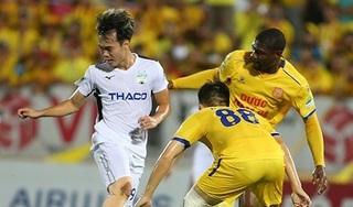 Sao ngoại tỏ sáng, HAGL đánh bại Nam Định ở vòng 4 V.League