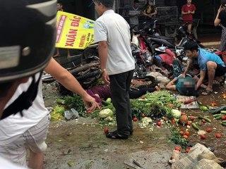 Danh tính tài xế cùng nạn nhân vụ xe tải lao vào chợ làm 5 người chết