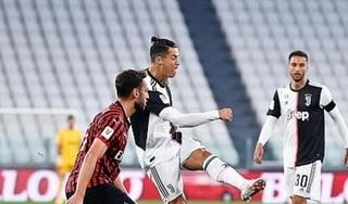 Ronaldo sút hỏng penalty, Juve vẫn giành vé vào chung kết Coppa Italia