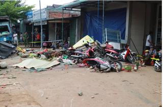 Kết quả kiểm tra chất ma túy và độ cồn của tài xế xe tải lao vào chợ làm 5 người chết