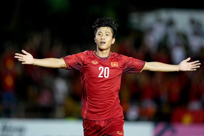Tiền vệ Phan Văn Đức tiết lộ muốn cùng SLNA giành thành tích cao ở V.League 2020