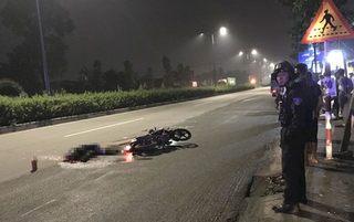 Truy tìm container bỏ chạy sau khi cán chết nam thanh niên đi xe máy