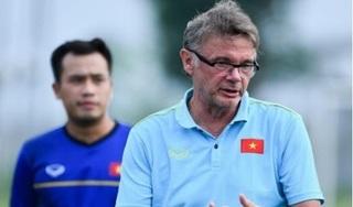 HLV Philippe Troussier công bố danh sách sơ bộ U19 Việt Nam