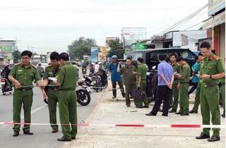 Một công an viên bị đâm tử vong sau khi rời trụ sở