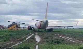 Tin tức trong ngày 14/6: Máy bay Vietjet hạ cánh trượt khỏi đường băng Tân Sơn Nhất