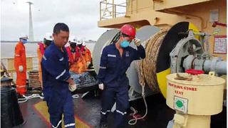 Tìm thấy thi thể 4 ngư dân mất tích trong vụ tàu cá ở Hải Phòng
