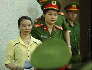 Phiên tòa xét xử mẹ nữ sinh giao gà ở Điện Biên bất ngờ bị hoãn