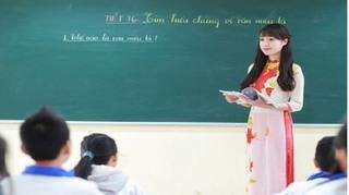 TP Vinh ra quy chế xét tuyển giáo viên 'không quá 30 tuổi'