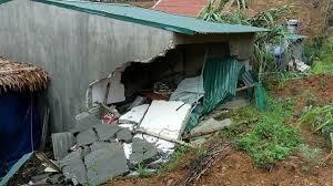 Tường nhà tắm đổ sập khiến bé trai 3 tuổi ở Thanh Hóa tử vong