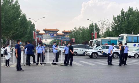 Hàng chục ca nhiễm Covid-19, Bắc Kinh phong tỏa thêm 10 khu vực