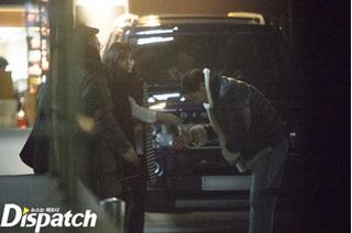 Hé lộ ảnh độc về lần hẹn hò đầu tiên của Song Joong Ki và Song Hye Kyo