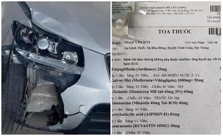 Giám đốc lái xe tông chết người cho lính nhận thay mắc nhiều bệnh nặng