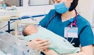 Bé sơ sinh bị bỏ rơi ở hố ga còn nguy kịch, có nguy cơ sốc nhiễm khuẩn