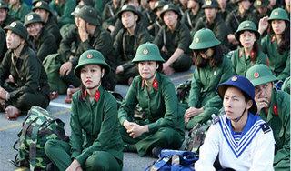 Đối tượng nào được ưu tiên khi thi vào các trường quân sự?