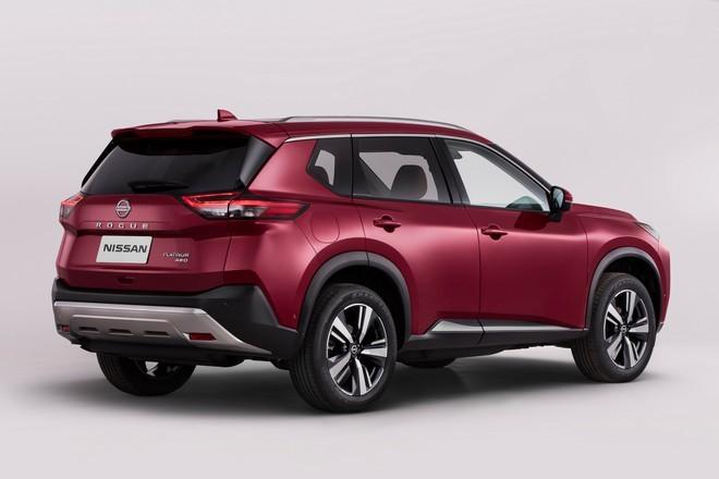Nissan X-Trail 2021 lột xác với diện mạo mới, cạnh tranh CR-V, RAV4
