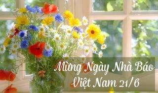 Tổng hợp những lời chúc mừng ngày Nhà báo Việt Nam 21/6/2020 hay và ý nghĩa nhất