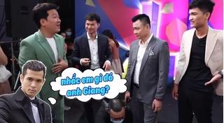 Trường Giang vô tình để lộ chuyện Trương Thế Vinh bị hủy hôn