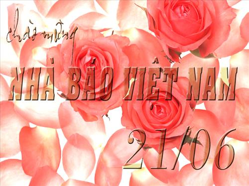 Những mẫu thiệp chúc mừng Ngày Báo Chí Việt Nam 21/6 đẹp và ý nghĩa 13