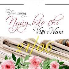 Những mẫu thiệp chúc mừng Ngày Báo Chí Việt Nam 21/6 đẹp và ý nghĩa 9