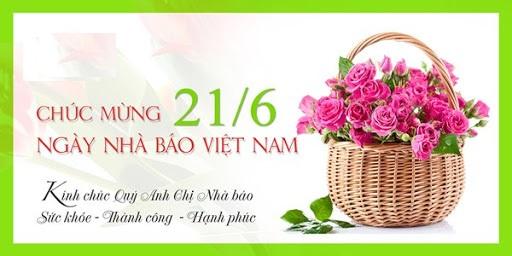 Những mẫu thiệp chúc mừng Ngày Báo Chí Việt Nam 21/6 đẹp và ý nghĩa