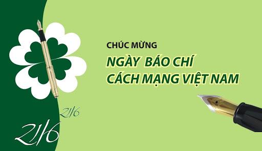 Những mẫu thiệp chúc mừng Ngày Báo Chí Việt Nam 21/6 đẹp và ý nghĩa 3