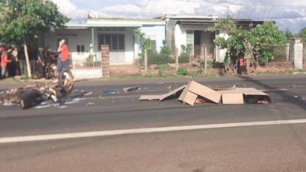 Tin tức tai nạn giao thông ngày 16/6, tin TNGT mới nhất hôm nay 2