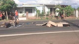 Tin tức tai nạn giao thông ngày 16/6: Xe máy