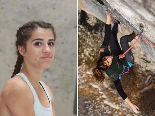 Nhà vô địch thế giới leo núi tử nạn ở tuổi 16