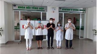 Thêm 2 người khỏi bệnh, Việt Nam chỉ còn 9 bệnh nhân Covid-19