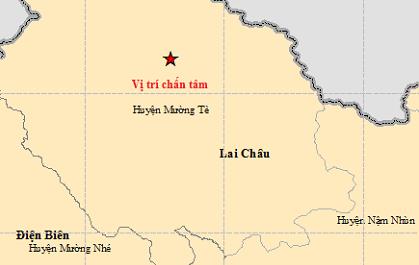 Lai Châu: Động đất làm nứt nhà, trần trường học rơi trúng học sinh