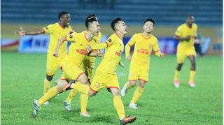 Vòng 4 V.League: Nam Định nguy cơ bị đẩy xuống đáy bảng xếp hạng