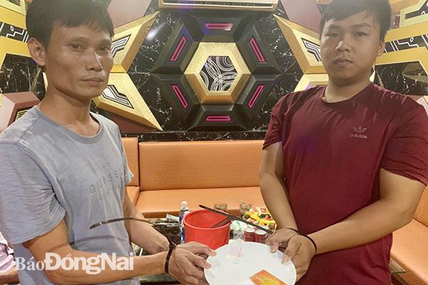 Chủ quán karaoke người Nam Định tổ chức cho khách sử dụng ma túy thu phí theo giờ