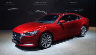 Chiêm ngưỡng Mazda6 2020 giá hơn 1 tỷ vừa ra mắt tại Việt Nam