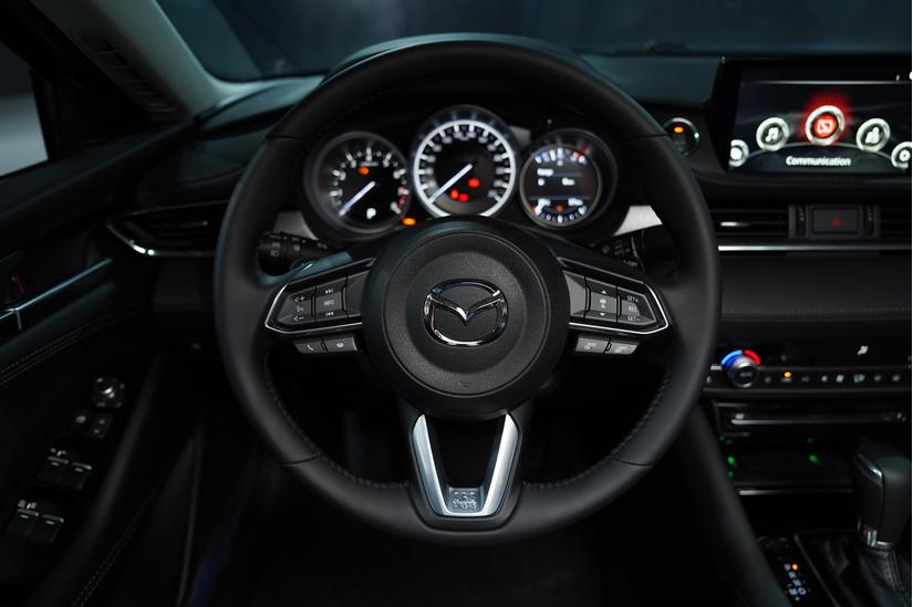 Chiêm ngưỡng Mazda6 2020 ra mắt tại Việt Nam giá hơn 1 tỷ