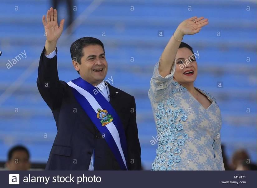 Tổng thống Honduras và phu nhân dương tính với Covid-19