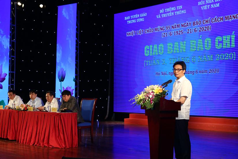 Kỷ niệm 95 năm Ngày Báo Chí Cách Mạng Việt Nam (21/6/1925 - 21/6/2020)